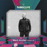 Mark Archer FABRICLIVE x Stanton Sessions Promo Mix