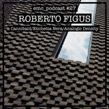 Roberto Figus podcast for E.M.C.