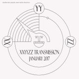 xxyyzz transmission episode 1 (january 2017)