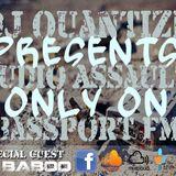 #74 BassPort FM - Jul 25 2015 (Special Guest DJ Baboo)