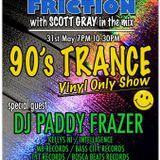 Scott Gray & Paddy Frazer, Floor Friction on Radio Saltire, May 2014