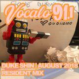 Duke Shin | AUGUST 2018 Vocalo Resident DJ Mix | 4th Fridays on 91.1 FM Chicago, vocalo.org
