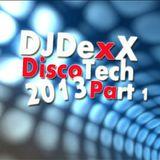 DJDexX-DiscoTech-e svako vece :) (Part 1)