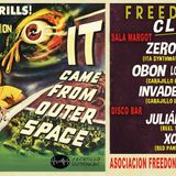 23 F FREEDONIA CLUB -OBON WARM-UP// ZEROCALL (live)//INVADERS(after party) 5 hours
