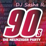DJ Sasha R. - Best of 90er