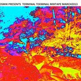 Cosmik presents  Va - Terminal Tekminal Mixtape March 2013