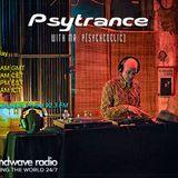 Psytrance on Soundwaveradio 92.3 FM with Mr.P(sychedelic) 17-12-2016
