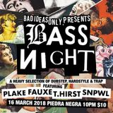 BASS NIGHT SET [LIVE] (16/3/2018)