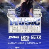Mark K Live @Music Island vol. 3