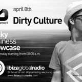 Dirty Culture - Funky Business Showcase @ Ibiza Global Radio - April 2014