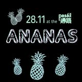 Dancehall segment For ANANAS - Pasaz 28.11.16
