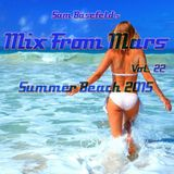 Mix From Mars Podcast 022 - Summer Beach 2015