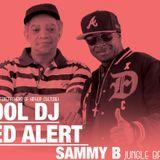 DJ Red Alert - Red Alert Show Kiss FM June 1988 w/ DJ Sammy B