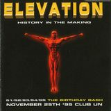 Demolition Cru - Elevation 'History in the making' - Club UN - 25.11.95