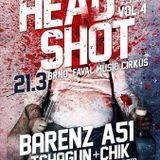 DJ Alyaz & Chef3000 - Headshot vol. 4 promo mix
