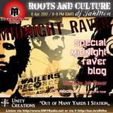Midnight Raver special at Outta Mi Yard Radio