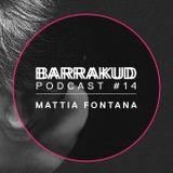 BARRAKUD Mix #14 : Mattia Fontana