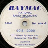 Ray Mac Tunes   (feb  2015 vocal house 90s)