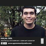 SGCR Radio Show #39 - 22.02.2018 Episode Part 1 ft. Halal Sol