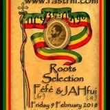Féfé & JAHfui #12 Strictly Roots Vinyl Selection