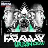 Valderrama - Live @ Far Away, Club Hebraica. 27.04.2013