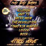 DJ Lozza - Hardadaze Hardstyle Promo (Mayday Special)