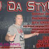 DJ'S United mix 25 Oct DJ Da StyLa