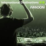 Muhib Khan - International Destinations #018 Mixed by Aimoon from Moscow (November 2015 Edition)