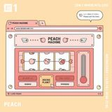 Peach - 19th September 2018