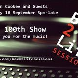Aztek on the Back2LifeSessions100th Show
