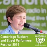 Cambridge Buskers and Street Performers Festival Coverage: Sat 16/08/14