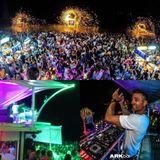 DJ Adam Matson Ark Bar Beach Party 12-08-2019