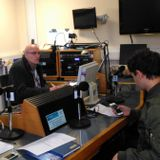Going Wild With Wildlife Live on Choice Radio Worcester, 29/4/18 with Alex White and Dave Gallimore