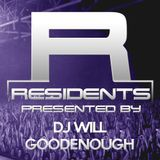 Residents Radio - Will Goodenough #001
