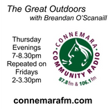 Connemara Community Radio - 'The Great Outdoors' with Breandan O'Scanaill - 19oct2017