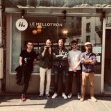 Le Mellotron: Anders with Kaffe Crème and The Gin Tonic Orchestra (Live) // 18-04-19