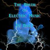 Birth of Electric Music