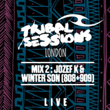 Jozef K & Winter Son live @ Tribal Sessions, Manchester