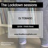 "DJ TOBAGO ""The Lockdown Sessions"" for Radio New Morning"