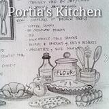 DJ Flash with Ms. Porsche Zarate Mendoza - Portia's Kitchen Volume II