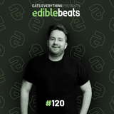 Edible Beats #120 guest mix from Benny Rodrigues