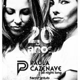 Paula Cazenave 20 years @ Family Club (Toledo) 24-12-2018 // 5 hour set