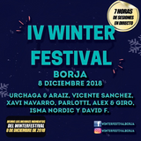 Parlotti Dj @ IV Winter Festival (8-12-18)