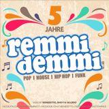 5 Jahre REMMI DEMMI (mixed by Benedetto, Sho-T & Majido)