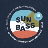 Benny L B2B Shimon w/ MC Fats & Fava - Sun and Bass 2018 - La Cinta Beach - 10.09.18