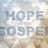 AM: The Hope of the Gospel - Audio