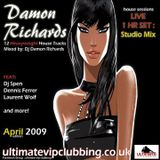 House Sessions 2009 Mixed By Damon Richards