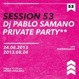 Session 53 Pablo Sámano