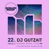 DJ GUTZAIT LIVE DJ SET AT THE BOILER ROOF JERUSALEM