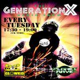 GL0WKiD pres. Generation X [RadioShow] @ Planet Rave Radio (11ARP.2017)